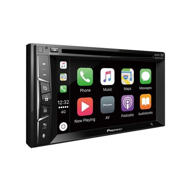 【Pioneer】AVH-Z2250BT 6.2吋CarPlay DVD觸控螢幕主機 .支援藍芽.Weblink APP