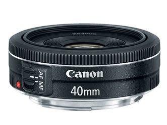 鏡花園 Canon EF 40mm F2.8 STM  餅乾鏡 (出租鏡頭、出租相機)