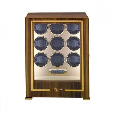 東暉代理 Rapport Paramount 9 英國瑞伯特手錶自動上鍊盒 收藏櫃 旋轉盒 搖錶器