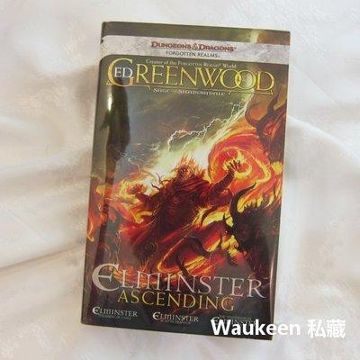 艾爾明斯特的崛起 Elminster Ascending Ed Greenwood Forgotten Realms