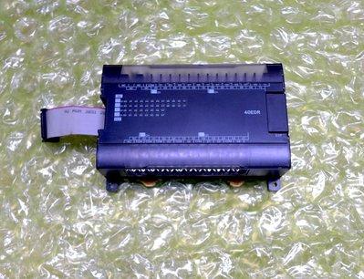歐姆龍OMRON CP1W-40EDR PLC 人機介面 伺服驅動器 伺服馬達 變頻器 控制器 工控板 CPU主機板