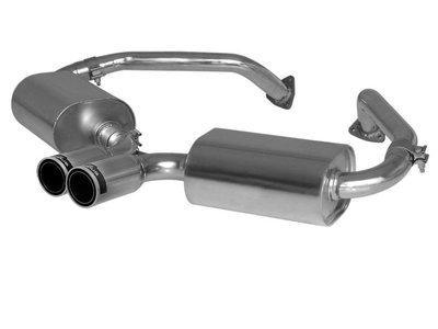 奧地利 Remus Sport Exhaust 排氣管 尾段 雙出 Porsche 保時捷 Boxster / S 987 專用