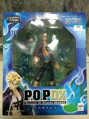 日版 POP 海賊王 航海王 P.O.P DX 白鬍子海賊團 不死鳥 馬可