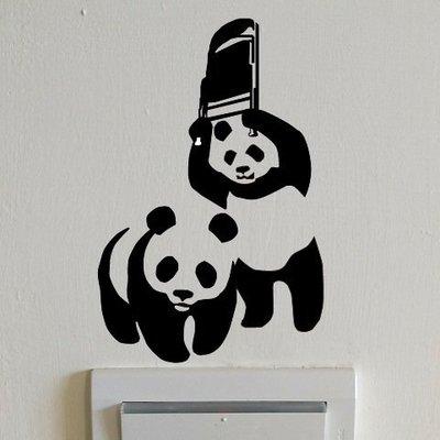 【壁貼】WWF PANDA-I | 熊貓