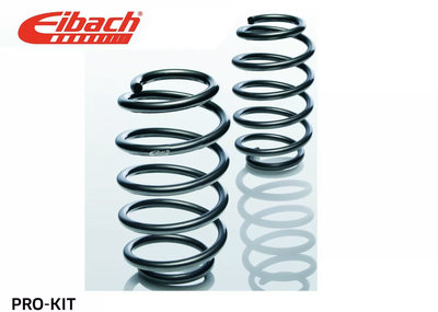 BMW 前短彈簧 EIBACH LOWERING SPRINGS PRO KIT FOR BMW 7er (F02) 740li 專用25/10-15mm