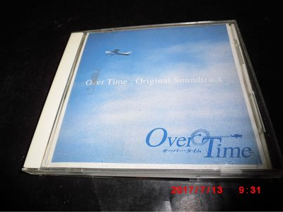 CD OVER TIME ORIGINAL SOUNDTRACK