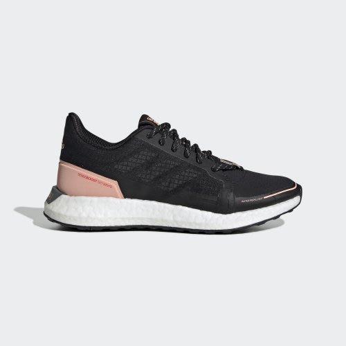 南◇2019 11月  ADIDAS SENSEBOOST GO GUARD W FV3105 黑粉  運動休閒鞋 女鞋
