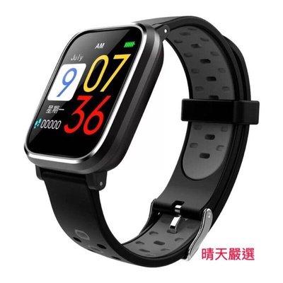 最新版 大螢幕 智能手環 防水 男女手錶 運動模式 步數 螢幕34*40mm