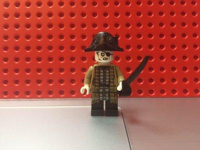 [樂高先生] LEGO 71042 神鬼奇航系列 Lieutenant Lesaro 下標前請先詢問