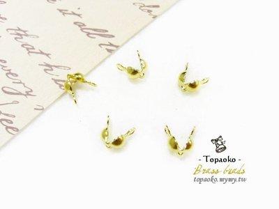 串珠材料˙隔珠配件 黃銅雙環式小螞蟻.包線夾勾一份(20P)【F7480】3.2mm手工飾品DIY《晶格格的多寶格》