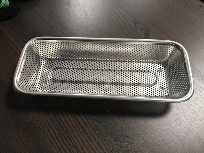 【無敵餐具】正不鏽鋼筷子(烘碗機用-29x10x4cm) 紫外線殺菌~營業及家庭用【JS-17】