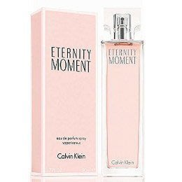 Calvin Klein 卡文克萊 ck Eternity Moment 永恆時刻 女淡香精 100ml ✿ ♠ 新北市