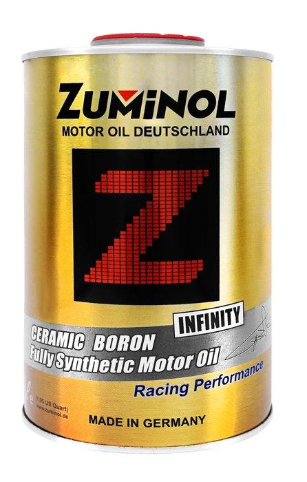 (C+西加小站) ZUMINOL 無限級 紅Z 全合成酯類第三代氮化硼機油 (送7-11禮卷1000元)motul