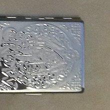 夜鴉 李國豪 李小龍之子 絕版懷舊不鏽鋼煙盒一個
