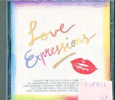 *真音樂* LOVE EXPRESSIONS 二手 K29713