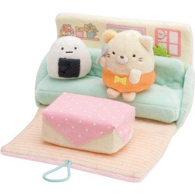 尼德斯Nydus 日本正版 San-X 角落生物 公仔 玩偶 娃娃 場景客廳組 限量販售 預購