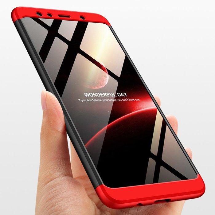 華為 mate10 mate20 p20 pro 手機殼 三段式 撞色拼接 360度保護 硬殼全包 攝像頭保護