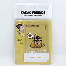 Kakao Friends Clear Cashbee韓國交通卡