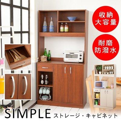 廚房 客廳 玄關【居家大師】多功能置物收納櫃 廚房置物櫃 櫃子 收納櫃 櫥櫃 BO013