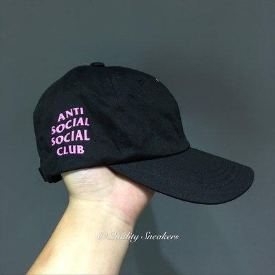現貨 - Anti Social Social Club ASSC 亞洲限定 黑粉 粉紫 老帽 帽子