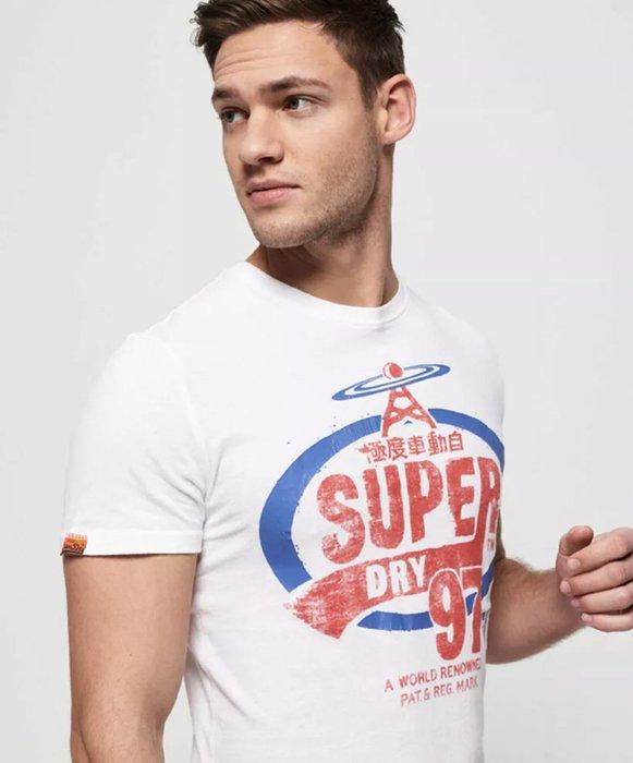 @50%OFF@SUPERDRY 極度乾燥T SHIRT T 短袖 (( 含國際運費 ))