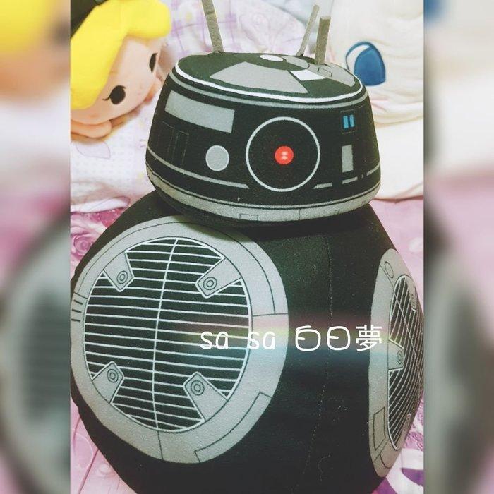 日本空運 SEGA專用景品  星際大戰star wars  BB-9E 絨毛玩偶(現貨)
