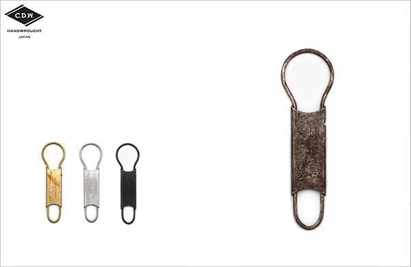 WaShiDa【CK01B】CDW - Clip Key Ring 復古設計 鑰匙圈 聖誕 小物 - 現貨 日本製