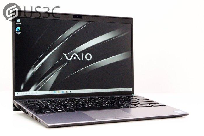 【US3C-小南門店】VAIO SX12 NP12V1TW012P 12.5吋 I7-8565U 16G 512GB PCIE NVME SSD 原廠保固內