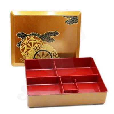 日式金色壽司便當盒 居家餐廳新款壽司飯盒[好餐廳_SoGoods優購好]