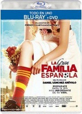 【藍光電影】我的盛大西班牙婚禮 西班牙2013年票房最高喜劇片  36-077