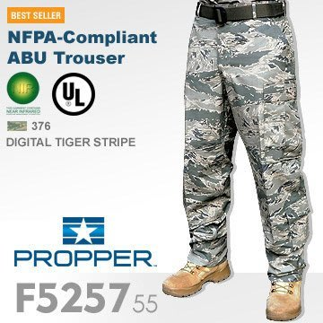 【IUHT】PROPPER NFPA-Compliant ABU Trouser 空軍數位虎紋戰鬥長褲