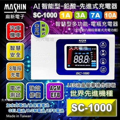 ✚久大電池❚ 麻新電子 SC1000 ...