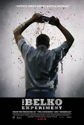 【藍光電影】貝爾科實驗/辦公室大狂殺 辦公室大逃殺/別爾科實驗 The Belko Experiment (2016) 117-060