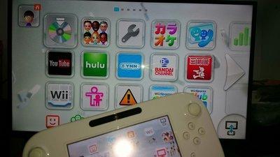 送4片wii 遊戲  原裝 日規 Wiiu wii u 主機  無盒 遙控器 X2 (任選2)  gamepad 一個 整組