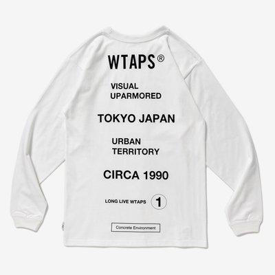 20SS WTAPS CIRCA 全新正品公司貨含運 現貨 可刷卡分期 下標請詢問