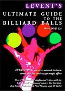 【天天魔法】【H897】一球變四必看的教學(Levent's Ultimate Guide to the Billiard Balls)(全3集)