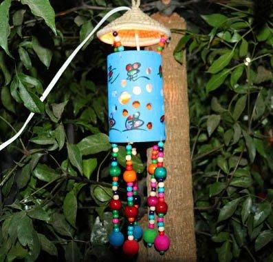 【草帽吊燈罩-竹子-直徑15CM-1個/組】草帽吊燈罩民族風酒吧客棧家居景區中國特色工藝品-35011