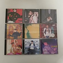 黎明 Leon CD VCD 共22隻 演唱會 karaoke