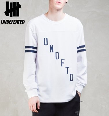 ☆AirRoom☆【現貨】UNDEFEATED FLANKER L/SL TEE 球衣 長袖TEE 514265 黑色