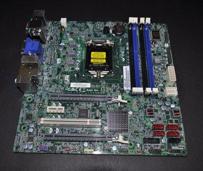 庫存新品!宏碁M4630G TC-603主機板B85H3-AM (1150 B85 DDR3 SATA3 USB3.0)