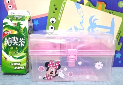Disney Minnie Mouse Storage Container Box gift stationery
