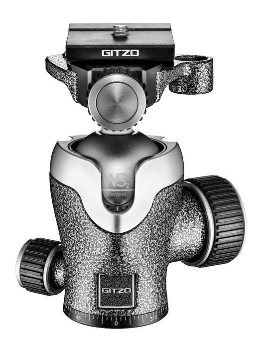 【eWhat億華】最新 Gitzo GH1382QD 大中心球自由雲台 體積小巧 可負重14kg 公司貨 【3】