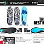 OVERLORD 滑板鞋 專用 鞋墊 REMIND DESTIN-CHICO