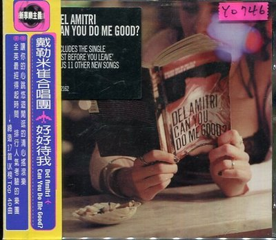 *還有唱片行* DEL AMITRI / CAN YOU DO ME GOOD 全新 Y0746 (殼破)