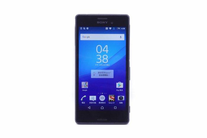 【台中青蘋果競標】Sony Xperia M4 Aqua E2363 黑 16G 無底價競標 標多少賣多少 #14332