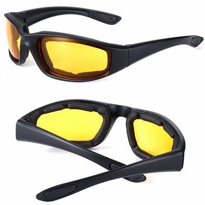 戶外自行車騎行眼鏡CS戰術防護眼鏡摩托車風鏡/泡棉眼鏡