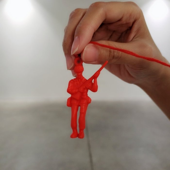 玉米潮流本舖 SUPREME Parachute toy  傘兵 FW19 WEEK1