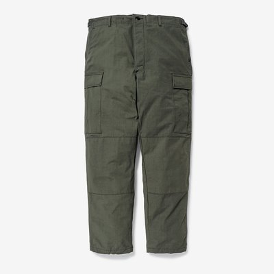 OAK 2021SS WTAPS WMILL-TROUSER 01 TROUSERS NYCO 工作褲