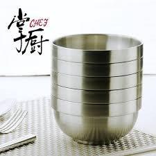 掌廚316雙層不銹鋼碗 (台灣製)