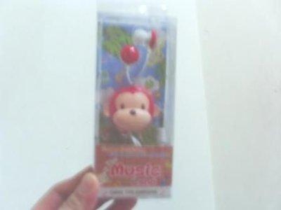 全新猴子臉耳塞式耳機